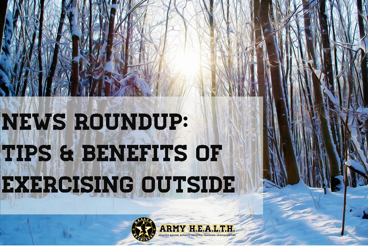 News Roundup: Exercise in Colder Weather